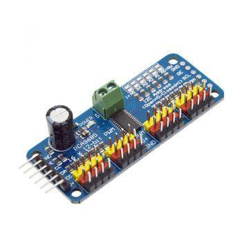 16-Channel 12-bit PWM/Servo Driver - PCA9685