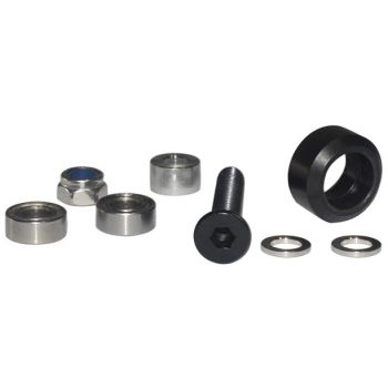 Mini V Wheel Kit - Black