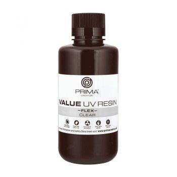 PrimaCreator Value Flex UV Resin - 500ml - Clear