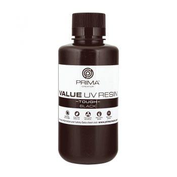 PrimaCreator Value Tough UV Resin - 500ml - Black