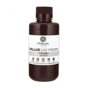 PrimaCreator Value Tough UV Resin - 500ml - White