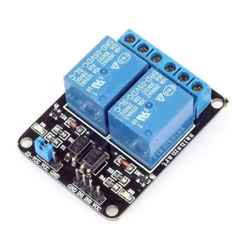 Relay Module - 2 Channel 5V