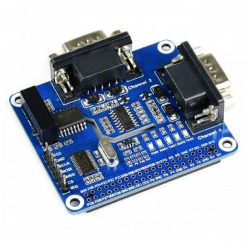 Waveshare RS232 HAT - 2-Channel Isolated