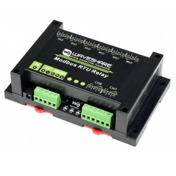 Industrial Modbus RTU 8-ch Relay Module