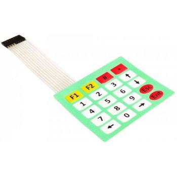 Keypad 4x5 Matrix Thin