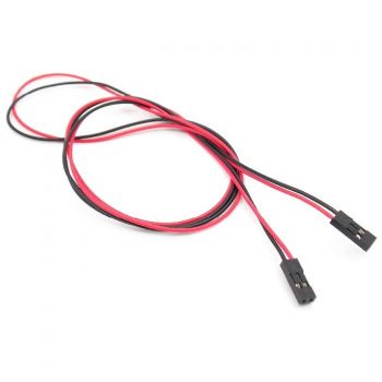 Jumper Wires 2-Pin 70cm Female to Female