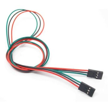 Jumper Wires 3-Pin 70cm Female to Female