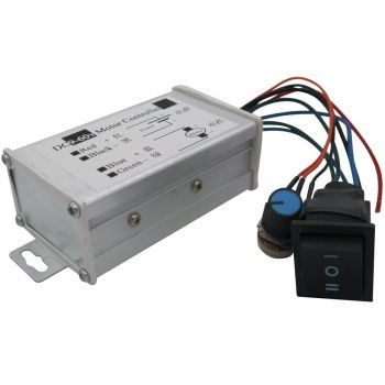 DC Motor PWM Speed Controller 9-60V 10A with Direction Control