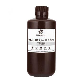 PrimaCreator Value Tough UV Resin - 1lt - White