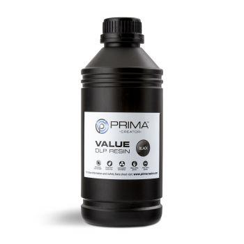 PrimaCreator Value UV Resin - 1lt - Black