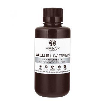 PrimaCreator Value UV Resin - 500ml - Chromatic Silver