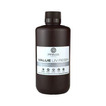 PrimaCreator Value Water Washable UV Resin - 1lt - Chromatic Silver