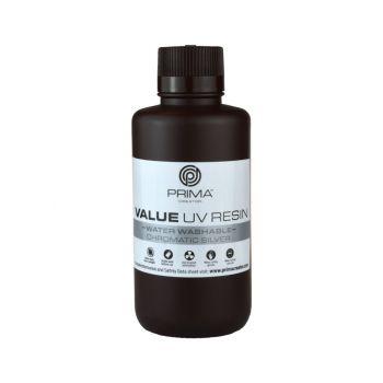 PrimaCreator Value Water Washable UV Resin - 500ml - Chromatic Silver