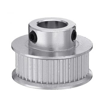 Aluminum GT2 10mm Width Timing Pulley - 40 Tooth - 6.35mm Bore