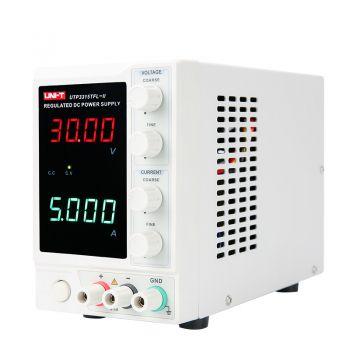 Power Supply 1-CH 0-30V 0-5A - UNI-T UTP3315TFL-II