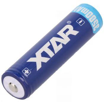 Battery Rechargeable 18650 3.7V - 3500mAh XTAR
