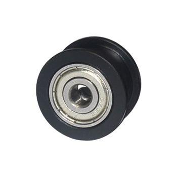 Smooth Idler Wheel with Bearing