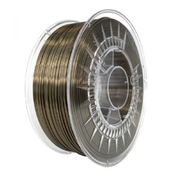 3D Printer Filament Devil - SILK 1.75mm Bronze 1kg