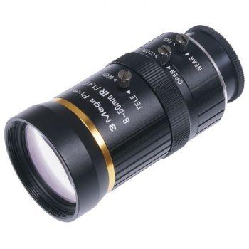 Raspberry Pi HQ Camera Lens - 8-50mm Zoom
