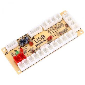 Zero Delay Arcade USB Encoder & USB Cable