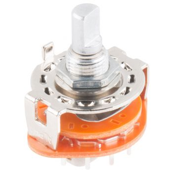 Rotary Switch - 10 Position