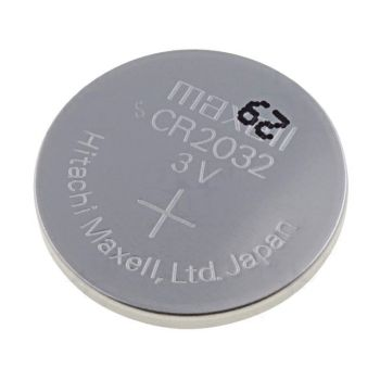 Battery Coin Cell CR2032 Maxell - 20mm