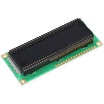 Basic 16x2 Character LCD - Blue on Black 5V