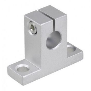 Linear Rail Shaft Guide/Support - 8mm Diameter - SK10