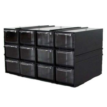 Set with Drawers 230x142x125 - 12 Drawers