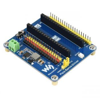 Waveshare Pico Servo Driver Module 16-Channel 16-bit
