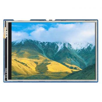 "Pico Display 3.5"" 480x320 IPS Resistive Touchscreen - SPI"