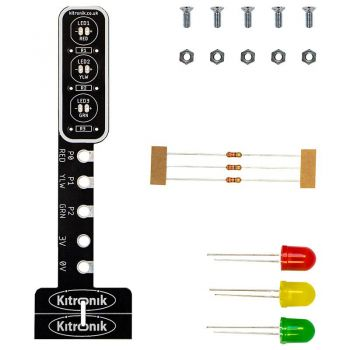 STOP:bit - Traffic Light for BBC micro:bit - Kit