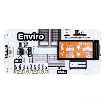 Pimoroni Enviro for Raspberry Pi - Enviro