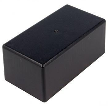 Project Box 101x54x44mm Black - G1032B