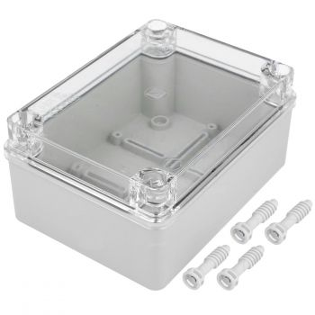 Project Box PS 150x110x70mm - Grey IP65