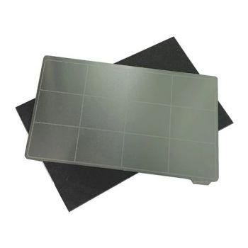 Magnetic Flexible Platform 138x85mm for Resin 3D Printers