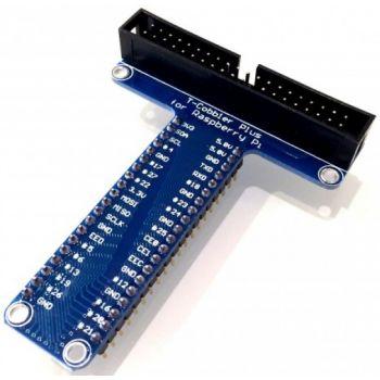 T-Cobbler Plus - GPIO Breakout for Raspberry Pi 2 / B+