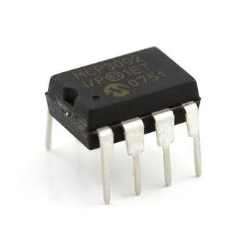 Analog to Digital Converter - MCP3002