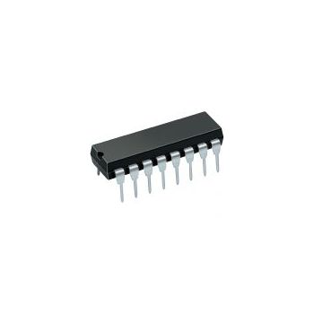 4511 BCD to 7-Segment Decoder Driver