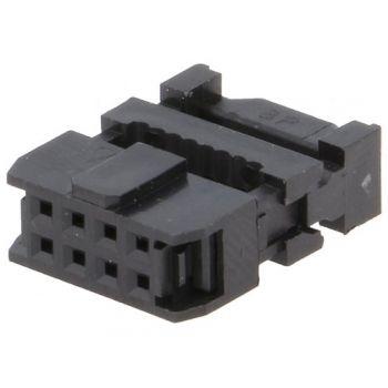 IDC Connector 2x4 Pin Female
