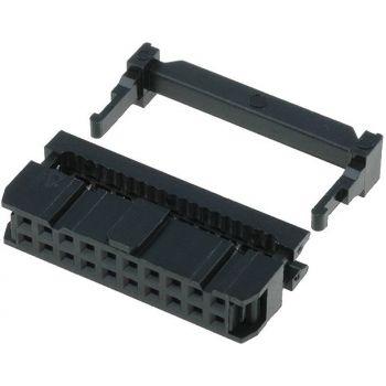 IDC Connector 2x10 Pin Female