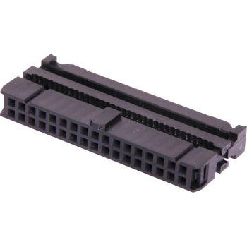 IDC Connector 2x17 Pin Female