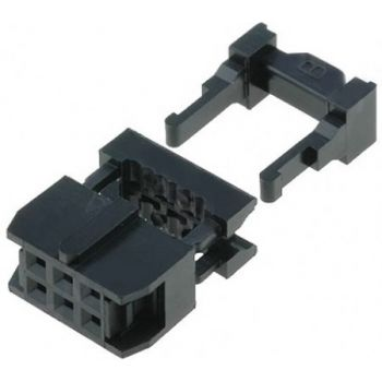 IDC Connector 2x3 Pin Female