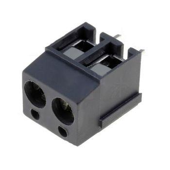 Screw Terminals 5mm Pitch (2-Pin) 16A