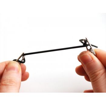 Conductive Rubber Cord Stretch Sensor + extras